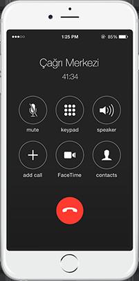 TELEFON BAŞINDA DAKİKALARCA BEKLEMEYİN